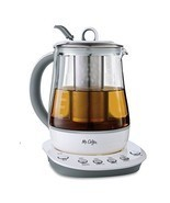 1.2L Hot Tea Maker Kettle with Precise Steeping... - $183.91 CAD