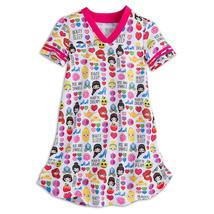 Disney Store Princess V-Neck Short Sleeve Nightshirt for Girls - $25.00