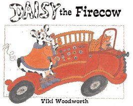 Daisy the Firecow Woodworth, Viki - $11.87