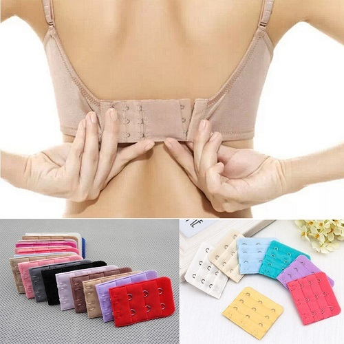 dbb2a2d1cc 15 Pack - Multi Color Women Bra Extenders and 50 similar items