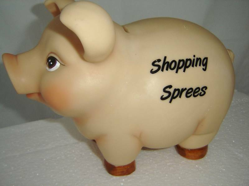 Shopping sprees