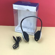 Insignia NS-CAHBT02-BK Bluetooth Wireless Over-the-Ear Headphones #bosej15 - $12.73