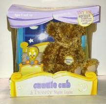2000 Warner Bros Studio Store Cuddle Cub & Twee... - $74.78