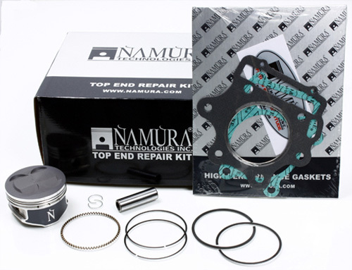 Namura ATV Piston Kit 94.95mm for Yamaha YFZ450 04-13