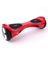 "Smart hoverboard 6.5"" bluetooth ♫ ROUGE - £181.32 GBP - £232.84 GBP"