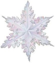 Metallic Winter Snowflake - $83.88