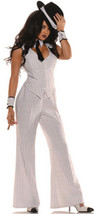 Mob Boss Gangster Adult Costume - Small - £32.99 GBP