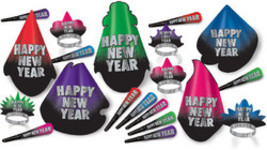 New Year Resolution Party Kit for 10 - $11.99