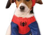 Spiderman Pet Costume - Small