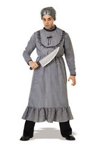 Men's Costume: Psycho Bates Grandma - $48.99