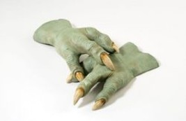 Costume Accessory: Yoda Hands - $34.99