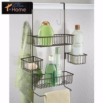 Over the Door Bathroom Organizer for Shampoo,Co... - $31.53