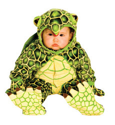 Toddler Costume: Turtle Plush | 6M-12M