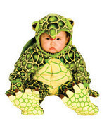 Toddler Costume: Turtle Plush | 6M-12M - ₨2,274.69 INR
