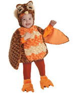 Toddler Costume: Owl | 2T-4T - £25.78 GBP