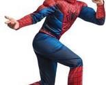The Amazing Spider-Man 2 Deluxe Child Costume - Medium (8/10)
