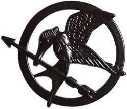 The Hunger Games: Mockingjay Part 1 Mockingjay Pin - $7.99