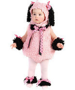 Toddler Costume: Pinkie Poodle | 2T-4T - $63.99