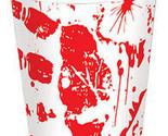 Halloween Bloody Handprints Cups