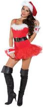 Women's Costume: Naughty Holiday | Small - $37.99