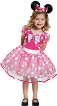 Girl's Costume: Pink Minnie Tutu Deluxe | Small - $62.99