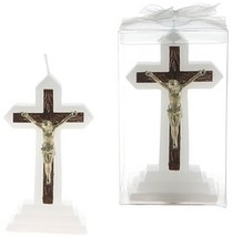 Jesus on Cross Candle - Gold - $239.52