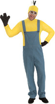 Minions Kevin Men's Jumpsuit - Plus (2X) - $83.99