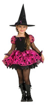 Girl's Costume: Moonlight Magic Witch | Medium - $34.99