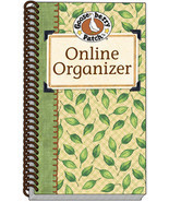 "Gooseberry Patch Online Organizer 7""X4""-Leaf - £10.20 GBP"