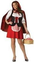 Women's Costume: Red Riding Hood (IC-11) | 2XL - $129.99