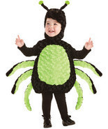 Toddler Costume: Spider | 18M-24M - $662,14 MXN