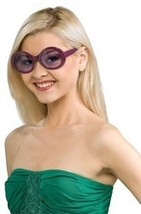 Costume Accessory: Glasses Fabulous Capri Purple - $13.98