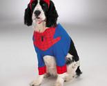 Pet Costume: Spiderman Dog | Medium