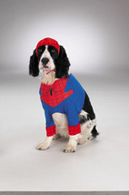 Pet Costume: Spiderman Dog | Medium - $13.99