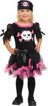 Toddler Girl's Costume: Sally Skully | 3T-4T - $20.99