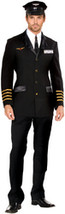 Mile High Pilot Hugh Jorgan Adult Costume - X-Large - $60.99