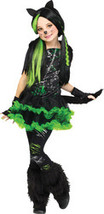 Teen Girl's Costume: Kool Kat - $58.99