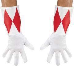 Costume Accessory: Red Ranger Gloves - €13,80 EUR