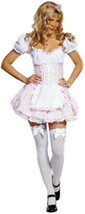 Women's Costume: Candy Striper (CS) | Small - $20.99