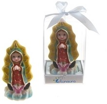 Baby Guadalupe Statue Poly Resin - $143.52