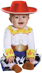 Toddler Boy's Costume: Jessie Deluxe Infant
