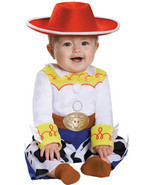 Toddler Boy's Costume: Jessie Deluxe Infant - $57.47 CAD