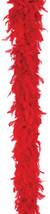 Costume Accessory: Boa Feather 40 Gram | Red - $21.98