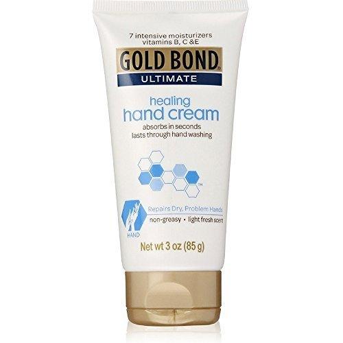 Gold Bond Ultimate Intensive Healing Hand Cream 3 oz by Gold Bond