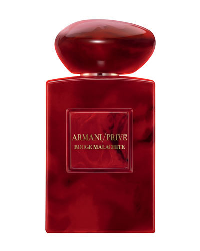 ROUGE MALACHITE by ARMANI/PRIVE 5ml TRAVEL SPRAY Tuberose Amber Sage Parfum