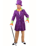 Deluxe Gentleman's Victorian Willy Wonka Costume - $69.29+
