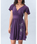 APPLE BOTTOMS FLUTTER SLEEVE DRESS NEW WITH TAGS!!SIZE MEDIUM!! - $37.39