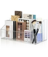 Large Capacity Premium Quality Plastic Makeup Palette Organizer - £20.30 GBP