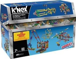 NEW!! K'nex 35 Model Ultimate Building Set. PERFECT GIFT! FREE SHIPPING! - $29.21