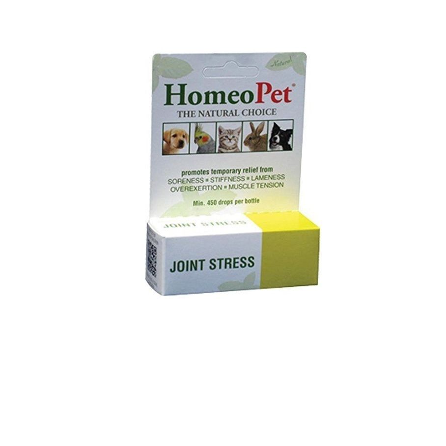 Primary image for HOMEOPET Joint Stress for Dog Cat Pet Lower back Joint areas Relief of stress